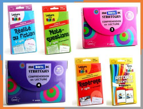 Coup de cœur pour la rentrée: jeux de stratégie et compréhension de lecture, parfait pour la salle de classe!