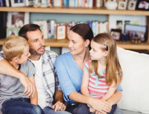 Parler du consentement à nos enfants